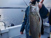 Tahoe Sport Fishing, Fishing Report - January 4