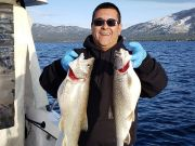 Tahoe Sport Fishing, Fishing Report - January 20