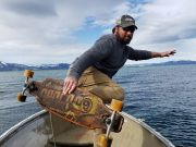 Tahoe Sport Fishing, Fishing Report - February 3