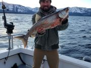 Tahoe Sport Fishing, Fishing Report - February 7
