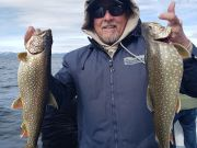 Tahoe Sport Fishing, Fishing Report - February 19