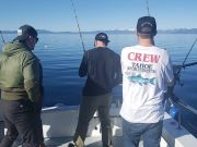 Tahoe Sport Fishing, Fishing Report - March 5