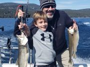 Tahoe Sport Fishing, Fishing Report - March 3