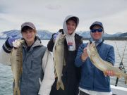 Tahoe Sport Fishing, Fishing Report - March 6