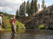 Mountain Hardware & Sports, Rivers Fishing Report - Aug 23