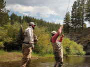 Mountain Hardware & Sports, Fishing Report - Truckee River