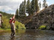 Mountain Hardware & Sports, Rivers - November 16 Fishing Report