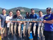 Tahoe Sport Fishing, Fishing Report - June 15