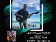 End Polio Now Benefit Concert!