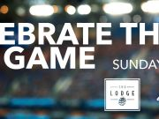 The Lodge Restaurant & Pub, Big Game Sunday Viewing Party