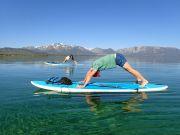 Lake Tahoe Yoga, Paddle Yoga