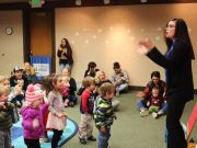 South Lake Tahoe Library, 2's & 3's on the Go! (Ages 2 to 3 years)