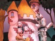 KidZone Museum, Puppet Show with The Puppet Art Theater Company