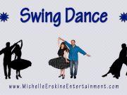M.E. Entertainment, Swing Dance Night + Free Lesson at Za's