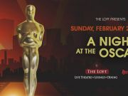 The Loft Theatre, A Night at The Oscars