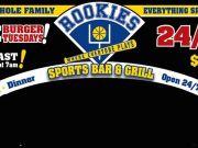 Rookie's Sports Bar & Grill, Burger Tuesdays