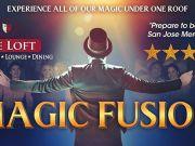 The Loft Theatre, Magic Fusion Starring Chris Funk