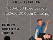 Alibi Ale Works, Swing Dancing Night + Free Lesson!