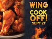 Shops at Heavenly Village, Fall Ale Fest Wing Cook Off