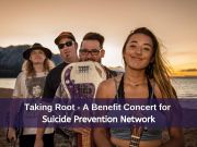 Lake Tahoe AleWorX Taproom, Taking Root Benefit Concert for Suicide Prevention Network