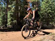 Tahoe Cross Country Center, Yoga & Technical Terrain Skills Mountain Bike Clinic