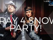 Lake Tahoe AleWorX Taproom, Pray 4 Snow Prohibition Party!