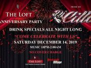 The Loft Theatre, The Loft 4th Anniversary Party