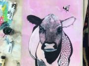 Atelier, Animal Portraits in Acrylic