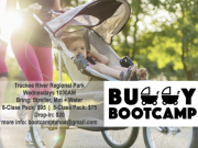 Truckee Donner Recreation & Park District, Buggy Bootcamp, Stroller-Based Fitness