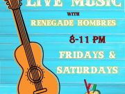 Caliente, Free Live Music Fridays & Saturdays at Caliente