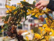 Atelier, Seasonal Wreaths at Sierra Water Garden
