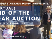 Sierra State Parks Foundation, End of the Year Auction