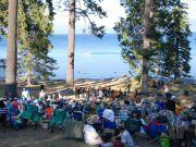 Lake Tahoe Music Festival, Lake Tahoe Music Festival Sunset Serenades at Sugar Pine State Park
