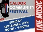 Caldor Community Festival