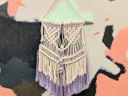 Atelier, Intermediate Macrame Weaving