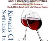 A Toast to Our Communities: An Online Auction & Prize Drawing