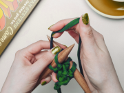 Atelier, Intro to Knitting
