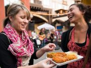 The Village at Squaw Valley, Guitar Strings vs. Chicken Wings