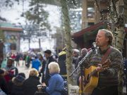 The Village at Squaw Valley, Village Apres Music Series
