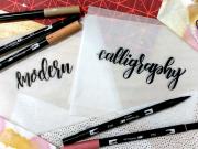 Atelier, Modern Calligraphy