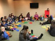 South Lake Tahoe Library, Mother Goose on the Loose Storytime (Ages Birth to 2) 10:30 am & 11:30 am