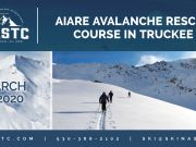 North American Ski Training Center, AIARE Avalanche Rescue Course in Truckee