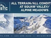 North American Ski Training Center, All Terrain/All Conditions at Squaw Valley/Alpine Meadows