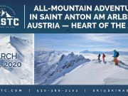 North American Ski Training Center, All-Mountain Adventure in Saint Anton am Arlberg, Austria