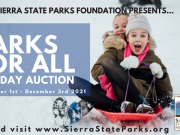 Sierra State Parks Foundation 2021 Holiday Auction