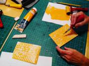 Atelier, Intro to Printmaking