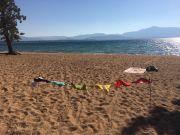 Lake Tahoe Yoga, Beach Nidra