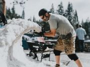 North Lake Tahoe SnowFest, Snow Sculpture Contest