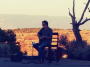 Sierra State Parks Foundation, Tiny Porch Concert with David Boye