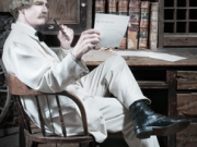 Sierra State Parks Foundation, Sierra State Parks Foundation: Meet Mark Twain